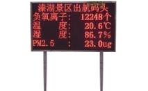 中福环保  ZF-3050负氧离子监测仪