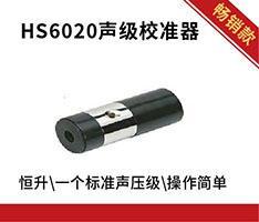 嘉兴恒升 HS6020声级校准器