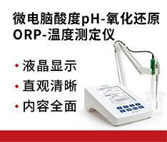 意大利哈纳 HI5221微电脑酸度pH-氧化还原ORP-温度测定仪